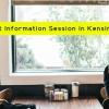Grant Info Session at Franny Lou's Porch