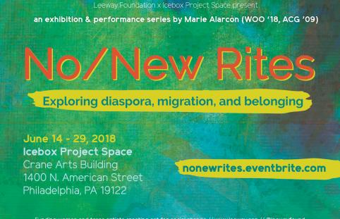 Leeway x Icebox Residency: No/New Rites Culminating Performance