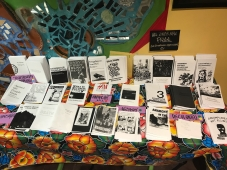 Here and now zines