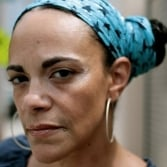 Ursula Rucker Delivers Poems At Church