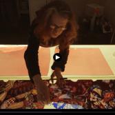 Judith Schaechter (LAE '99) Featured on Articulate