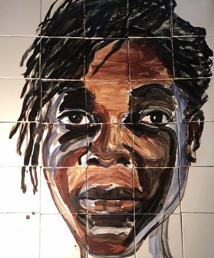 Artwork by Mary DeWitt