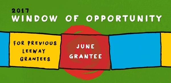 Announcing June's Window of Opportunity Grantee