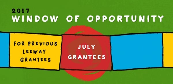 Announcing July's Window of Opportunity Grantees