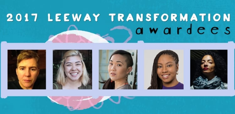 Leeway Foundation Awards Ten Philadelphia Artists with $15,000 Transformation Award