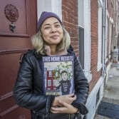 Erika Guadalupe Núñez and This Home Resists in Philly Inquirer