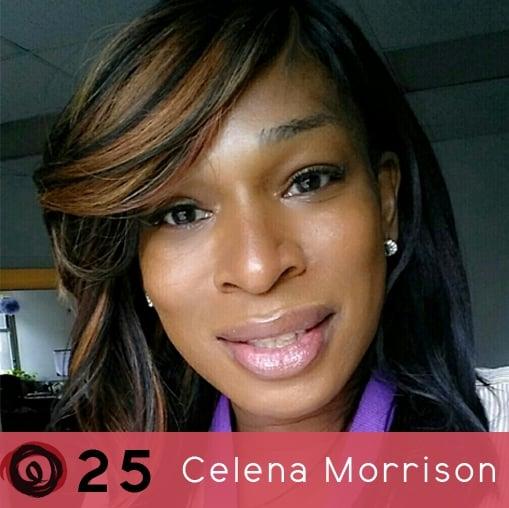 Leeway @ 25: Celena Morrison