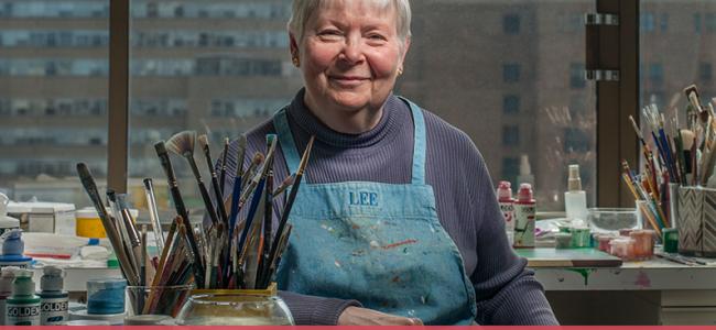 Leeway @ 25: Interview With Linda Lee Alter