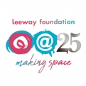 Leeway Foundation Celebrates 25 Years with MAKING SPACE, a new Exhibition at The Galleries at Moore