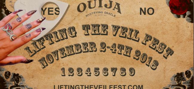 Leeway Co-sponsors Lifting the Veil Festival