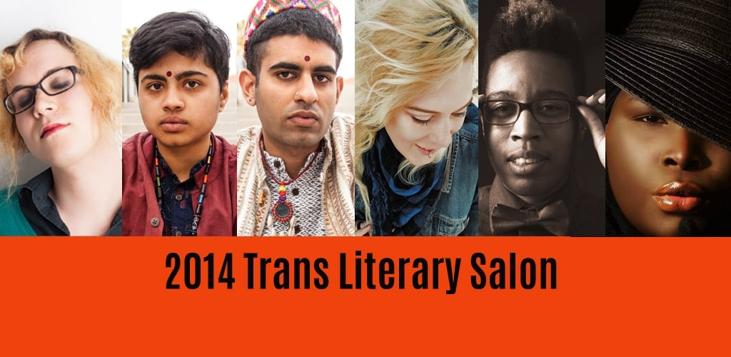 2014 Trans Literary Salon