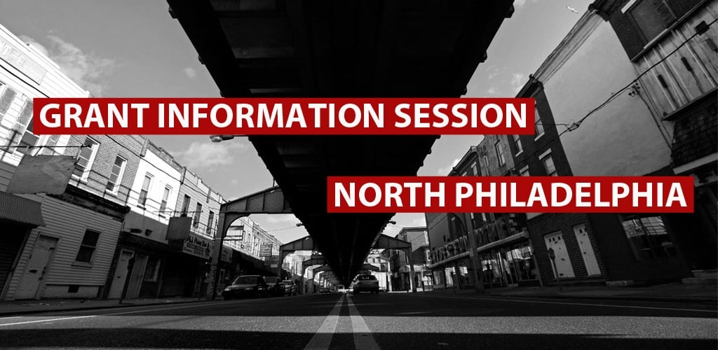 North Philly info session