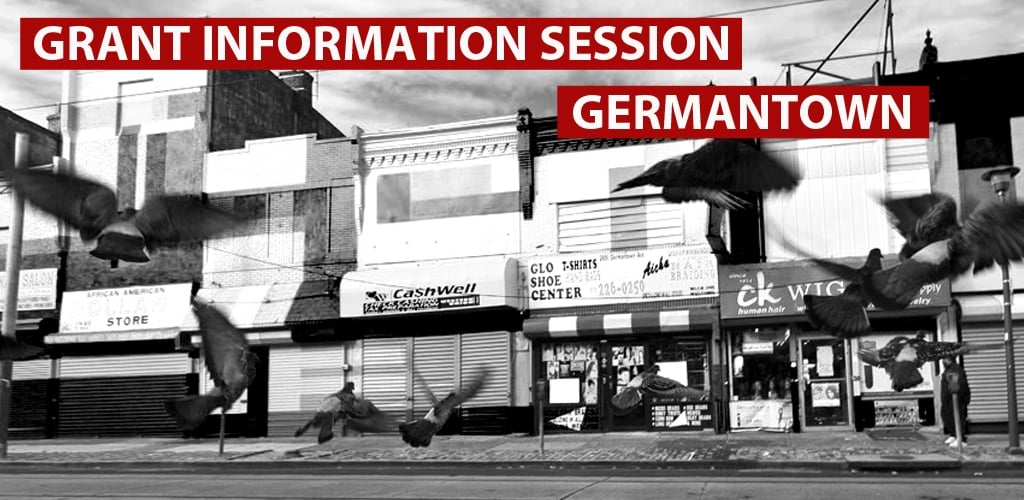 Information session Germantown