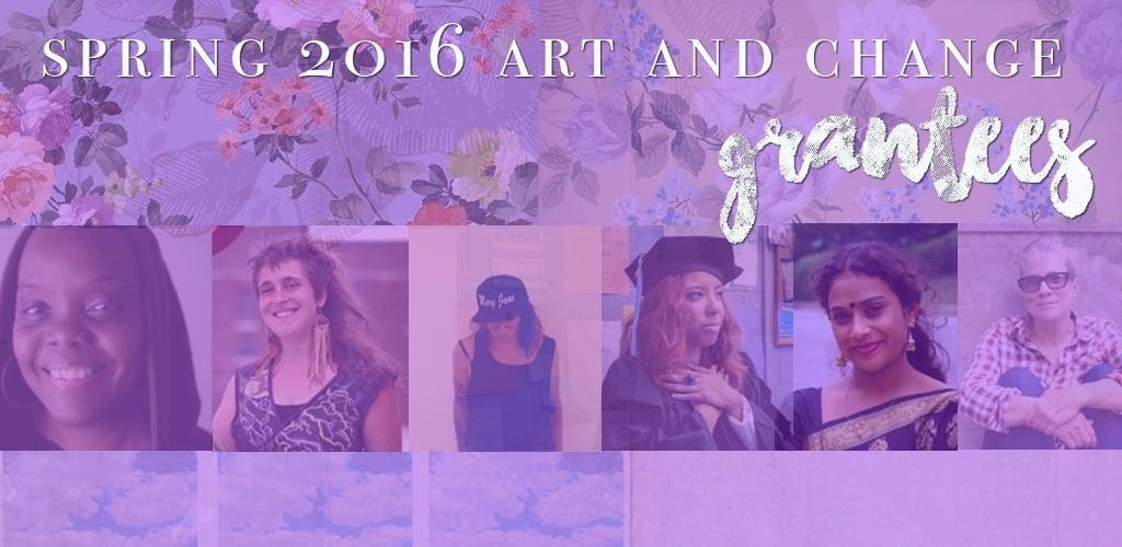 Spring 2016 ACG grantees