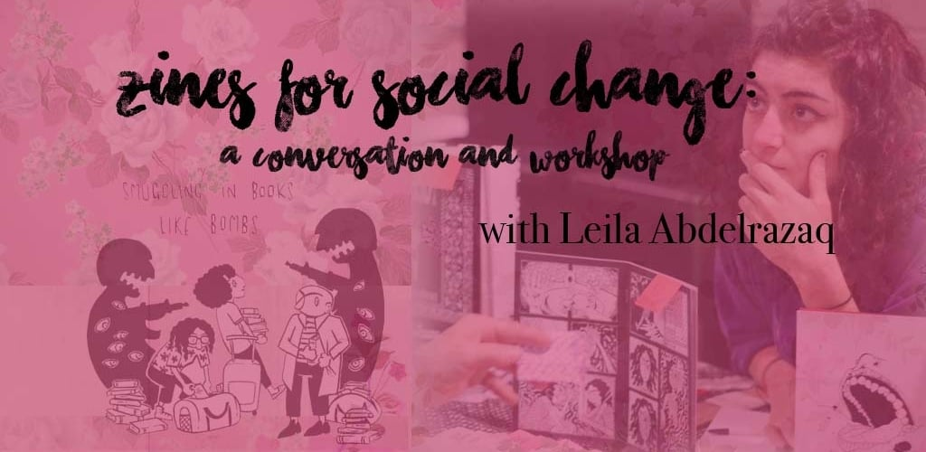 Zines for Social Change