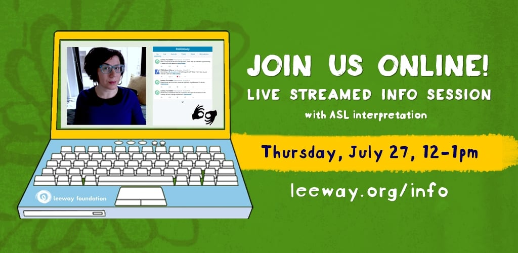 Live Streamed Info Session (July 2017)