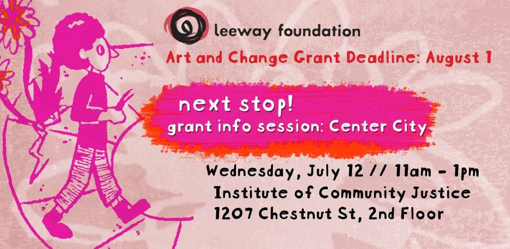 2017 Grant Info Session ICJ